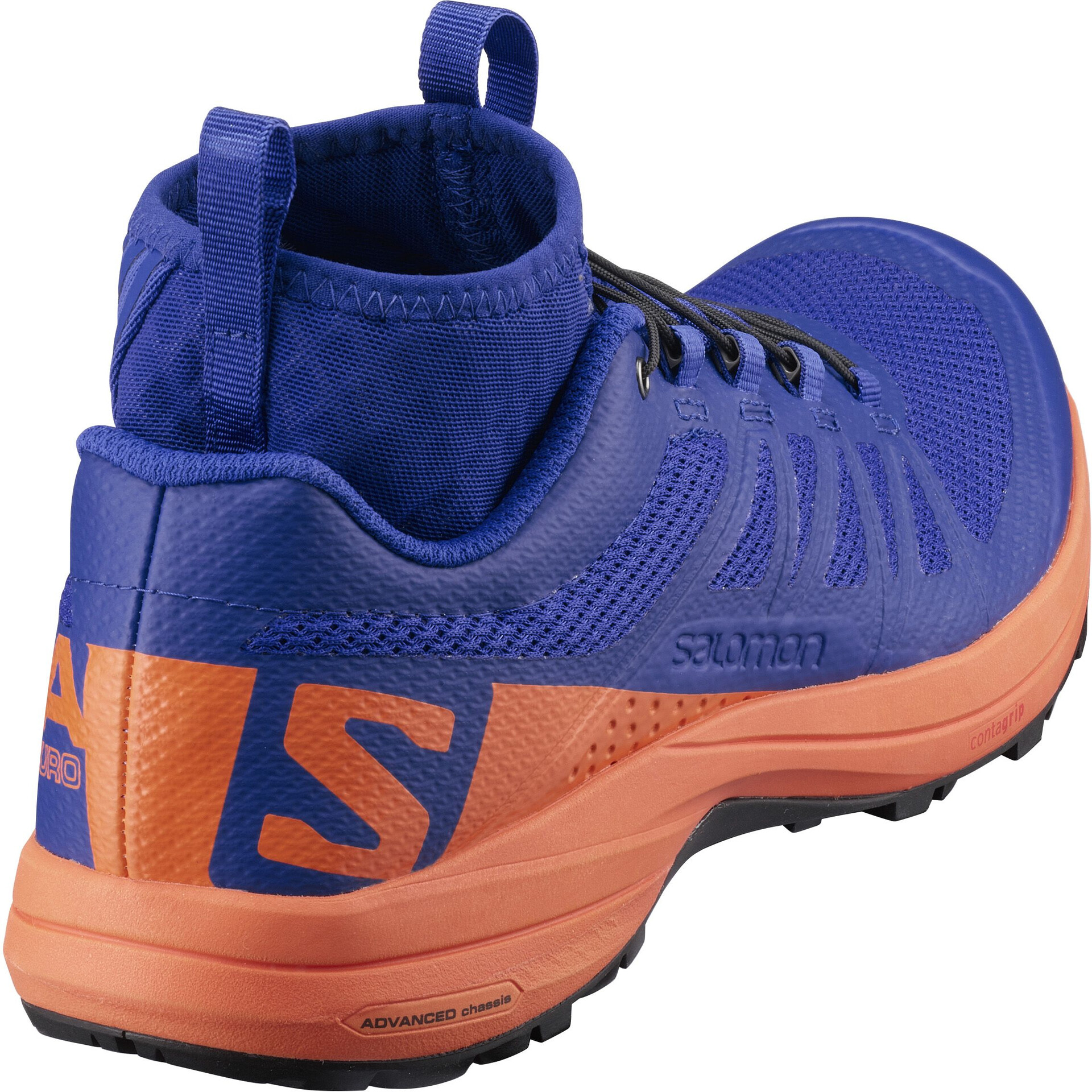 Campz Enduro Running Homme Orangebleu Salomon Chaussures Xa Sur A3j5RL4